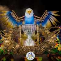 Águia de Ouro 'samba' o conhecimento e vence o Carnaval 2020 em São Paulo