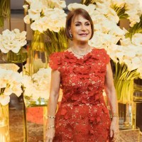 Ministra Cristina Peduzzi comemora presidência do TST com elegante jantar