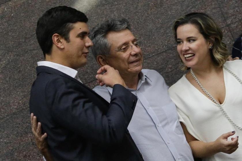 Tadeu Filippelli assume mandato de deputado federal na vaga de Celina Leão - Bernadete Alves