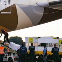 Emirados Árabes doa toneladas de materiais de saúde para o Brasil