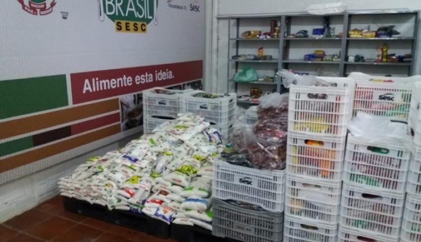 MSesc recebe reconhecimento por trabalho nas áreas de assistência e patrimônio - Bernadete Alves