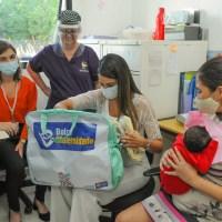 GDF beneficia  mães com Bolsa Maternidade
