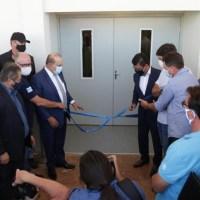 GDF entrega Hospital de Campanha de Ceilândia