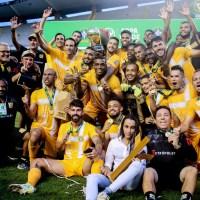 Brasiliense é campeão da Copa Verde 2020