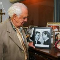 Gilberto Amaral, pioneiro do colunismo social, passa o bastão para Lia Dinorah