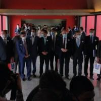 Governadores conhecem fábrica da Sputnik V em Brasília