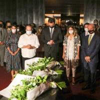 Aniversário de JK e do Memorial reúne personalidades em defesa da Democracia e do Diálogo