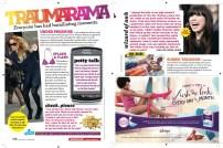 Seventeen - August 2012 - Traumarama