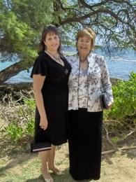 Bernadette and Michelle