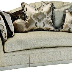 Thayer Coggin Clip Sofa Simmons Quality Review Lovely Curved Back Kv19 Wendycorsistaubcommunity