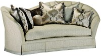 Curved Back Sofas Ico Parisi Curved Back Sofa Manufactured ...