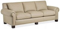 Quilted Sofa Remarkable Quilted Leather Sofa Rooms ...