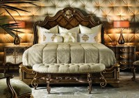 2 High end master bedroom set