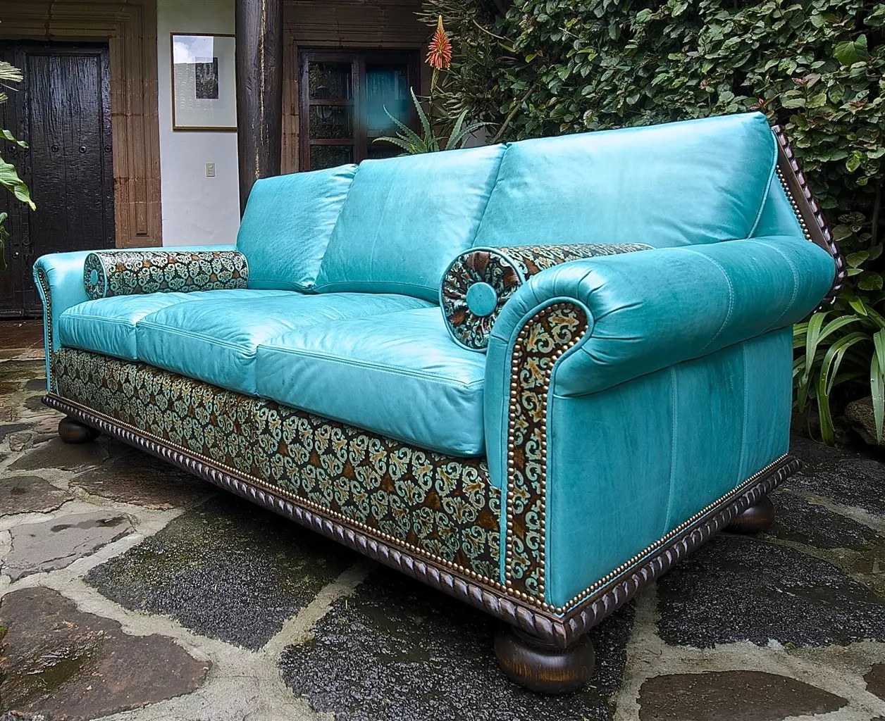 Teal Leather Chair Teal Blue Leather Sofa Sofa Navy Blue Leather Sectional On