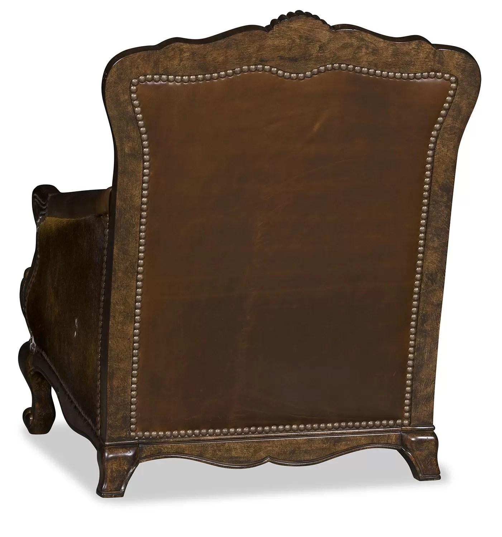 Ruff Rider Stylish Western Accent Chair