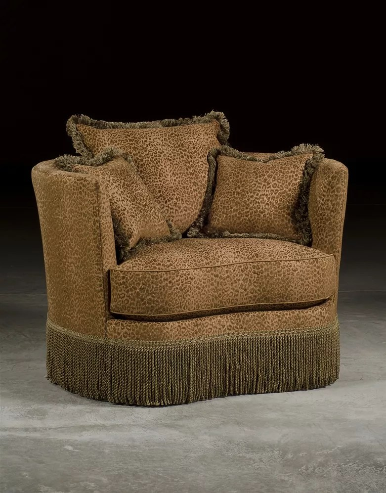 high back wing chairs ethan allen queen anne dining leopard print | home decor