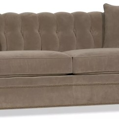 Leather Possibilities Track Arm Sofa Extra Long Pet Cover Rolled Group Lounge Seating Herman ...