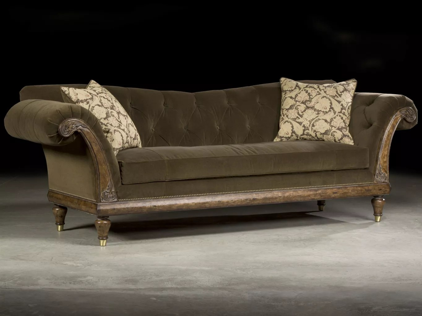 gray velvet slipcover sofa sectional sofas with chaise for cheap luxury add high to your modern living ...