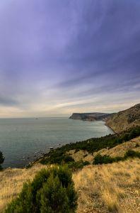 Coastal Scene (123)- cliffs