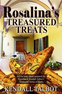 Rosalina s Treasured Treats Cookbook cover medium size