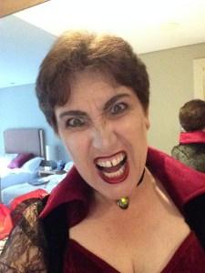 Bernadette Halloween