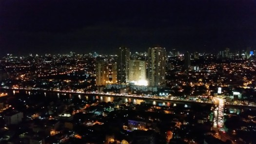 Noche en Manila
