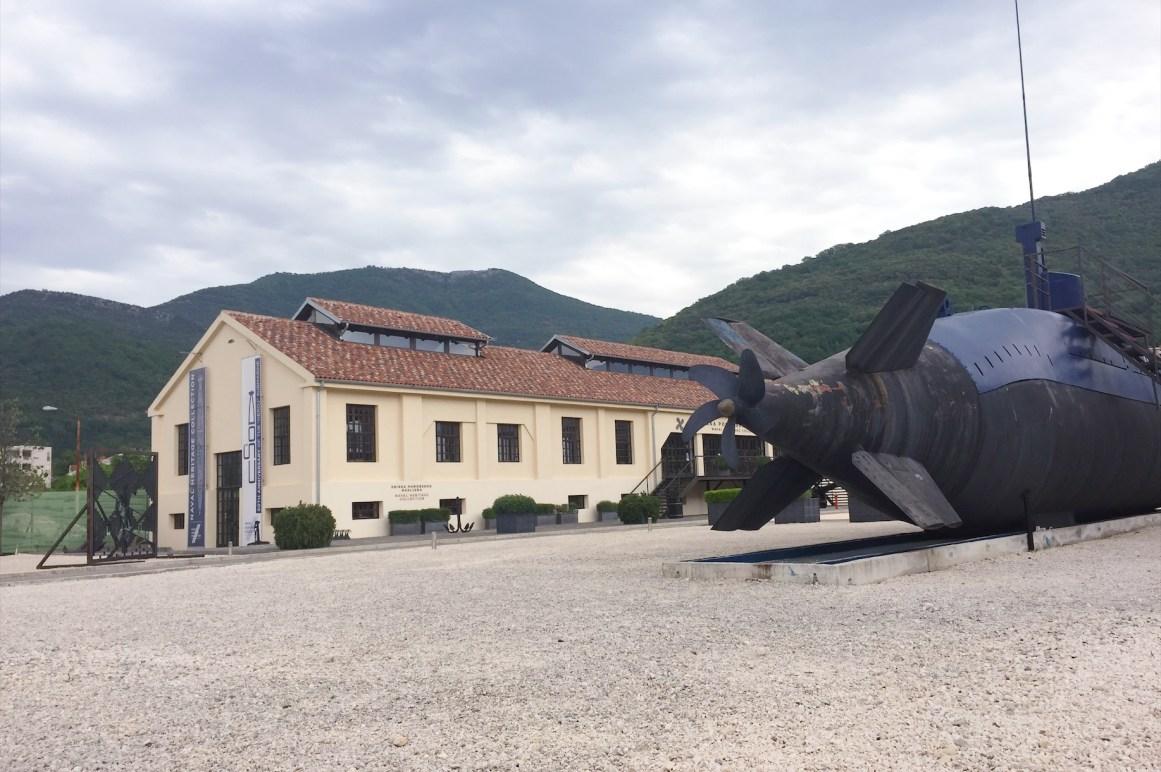 Tivat Deniz Tarihi Müzesi