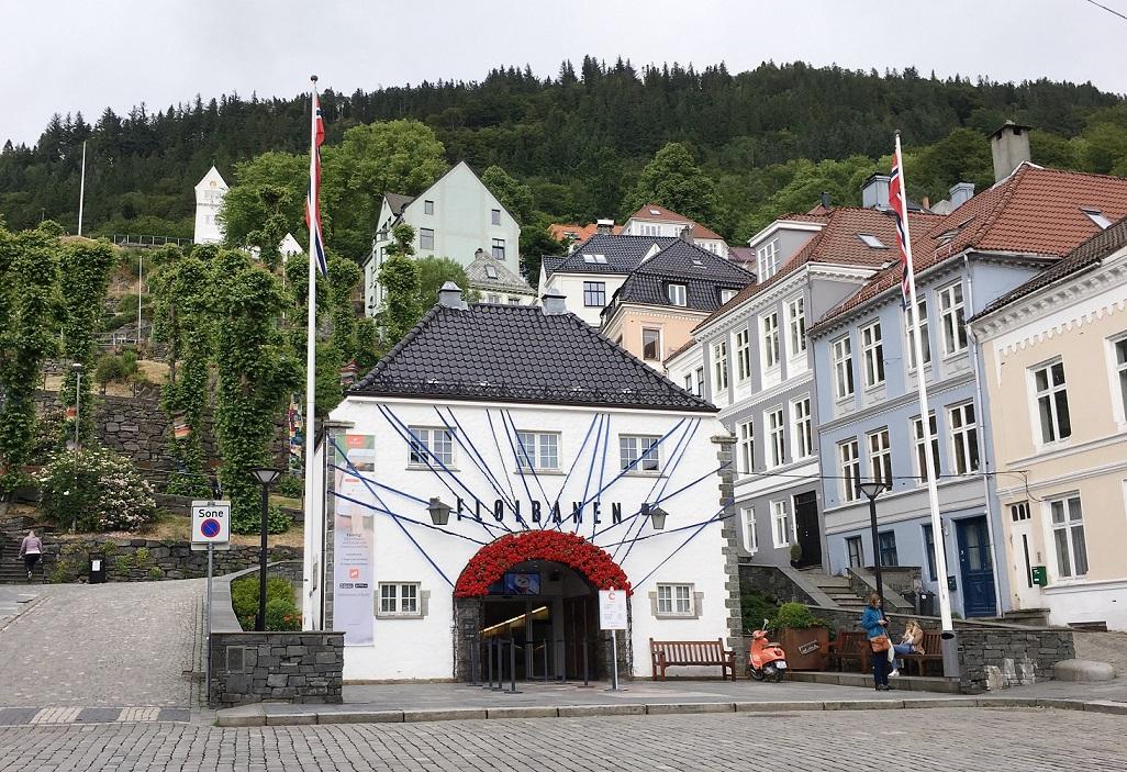 Bergen Floyen füniküleri