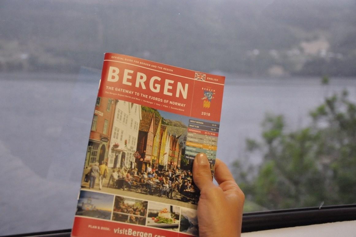 Bergen gezisi başlıyor