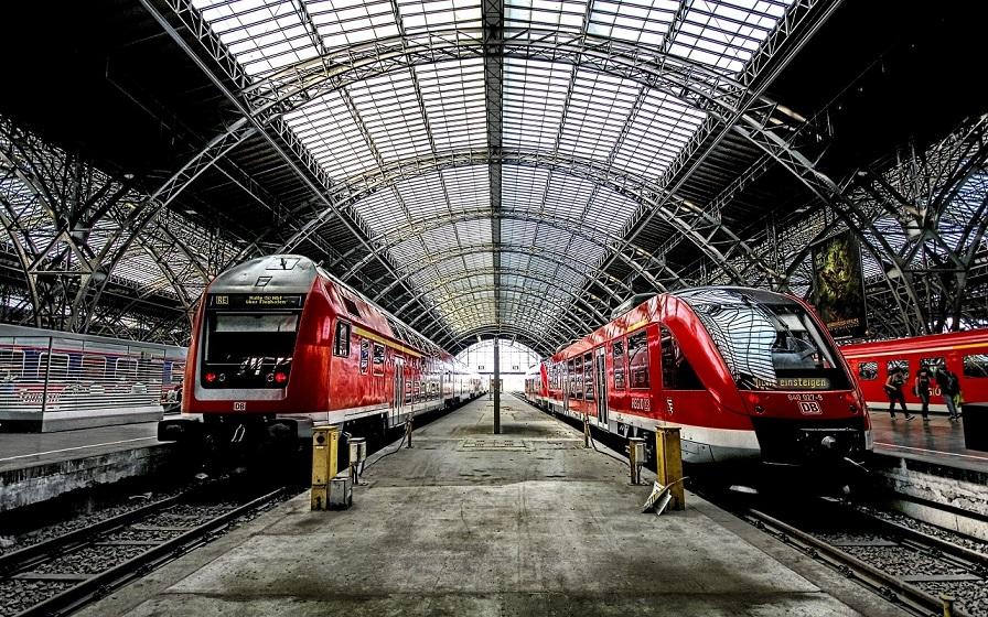 Harika tren garları var!