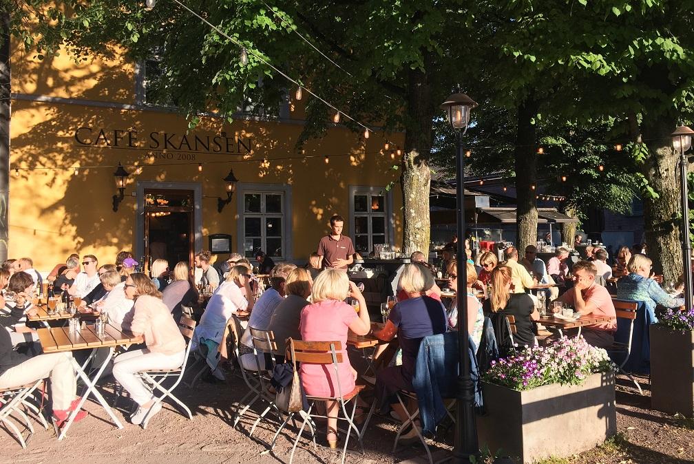 Oslo Cafe Skansen