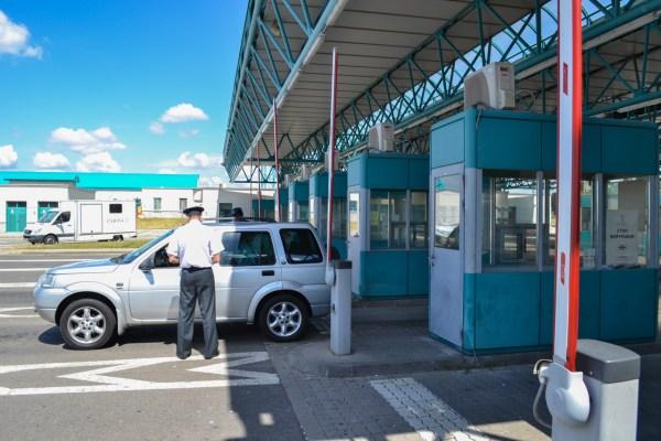 Yurt Dışında Araba Kazası – Balkanlar Turu
