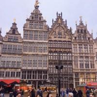Antwerp Gezilecek Yerler - Noel Rotası