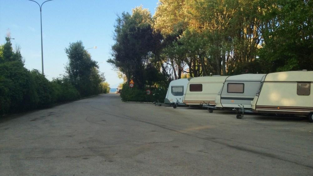 @Campsite Municipal of Alexandroupolis