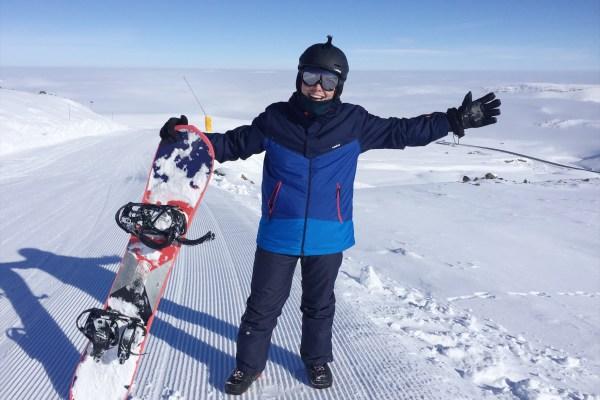 Kayseri Erciyes Kayak Merkezi