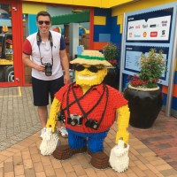 Legoland Billund Lego Köyü  - Danimarka Turu