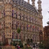 Leuven Gezilecek Yerler - Noel Rotası