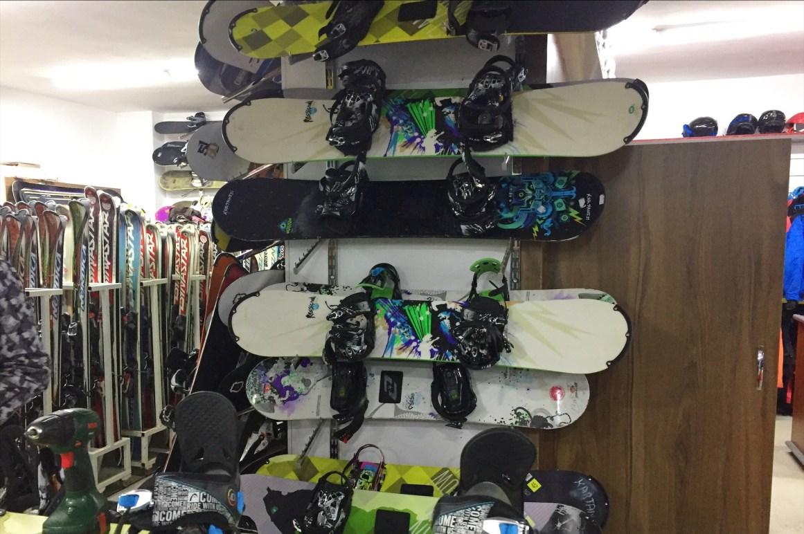 Snowboard veya kayakta hangisi olursa olsun boyunuza ve kilonuzu uygun ekipmanlar seçmek şart!