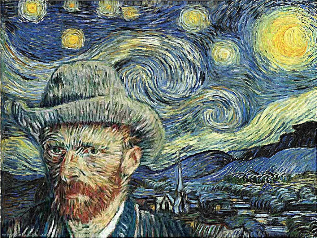 Van Gogh'u An(la)mak