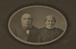 Martin & Henrietta (Loraff) Schultz