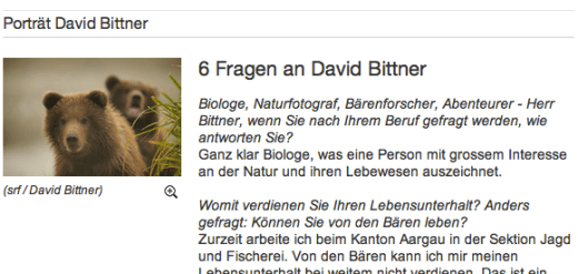 Screenshot Ausschnitt Interview Bittner