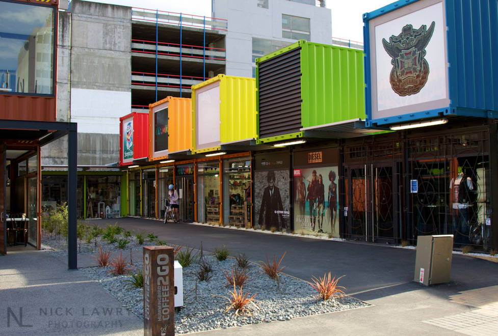 Container Mainstreet