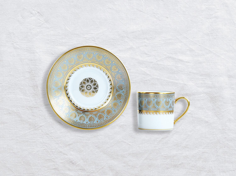 bernardaud elysee tasse et soucoupe a cafe