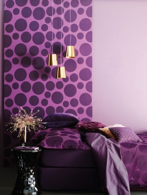 purple bedroom wall decor bedrooms latest walls within teen bed