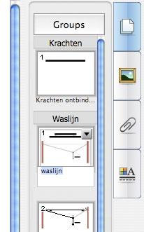 Naam van bladzijde aanpassen (in paginasorteerder)