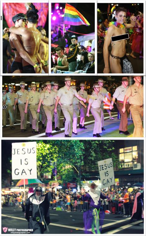 Defence & Mardi Gras