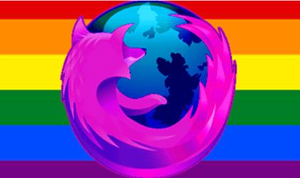 Gay Mozilla