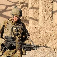 Australia's efforts in Afghanistan begin to fall apart