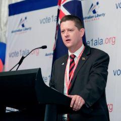Launch of the Australian Liberty Alliance