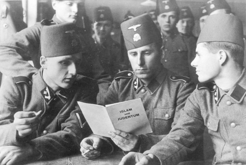 SS NAzi read about Islam